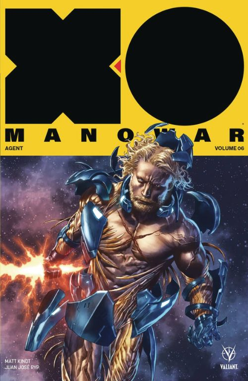 X-O MANOWAR VOL 06: AGENT