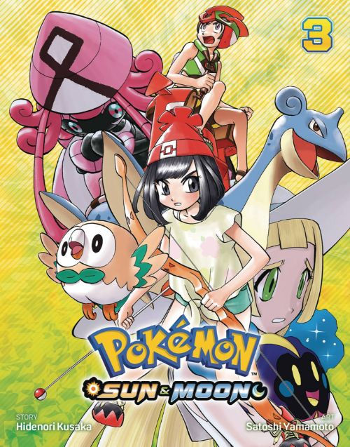 POKEMON: SUN AND MOONVOL 03