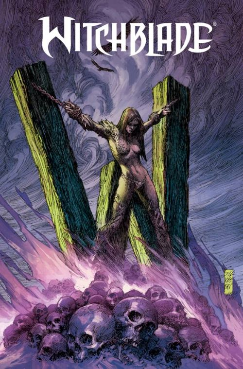 WITCHBLADE: BORNE AGAINVOL 01
