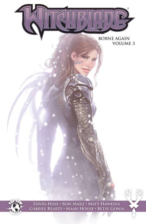 WITCHBLADE: BORNE AGAINVOL 03