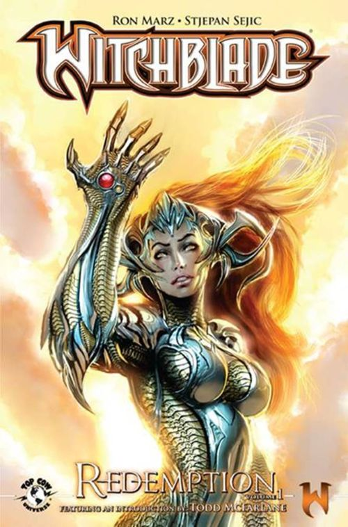 WITCHBLADE: REDEMPTIONVOL 01