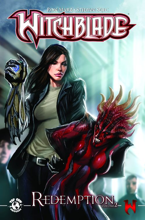 WITCHBLADE: REDEMPTIONVOL 02