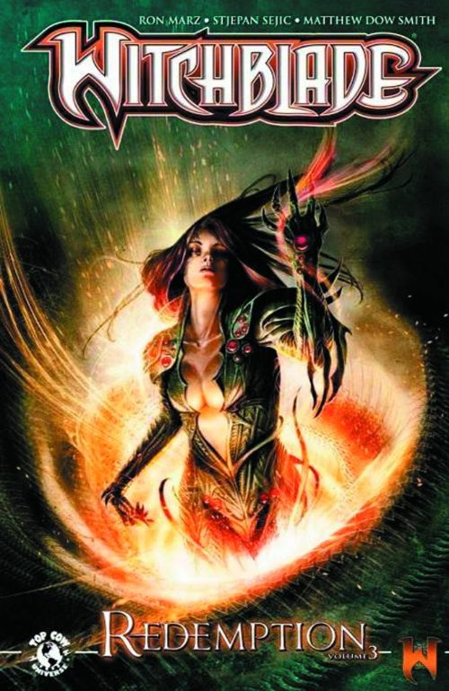 WITCHBLADE: REDEMPTIONVOL 03