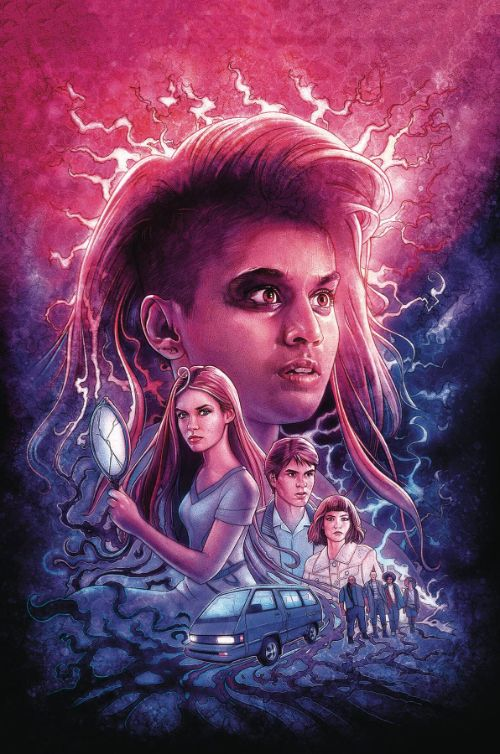 STRANGER THINGS: INTO THE FIRE#1