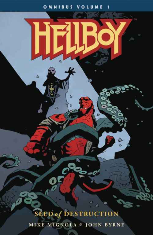 HELLBOY OMNIBUSVOL 01: SEED OF DESTRUCTION