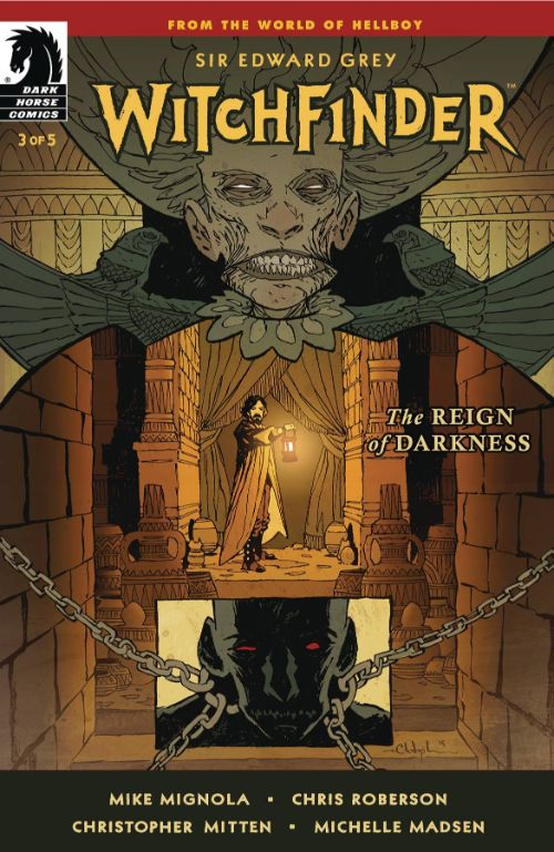WITCHFINDER: THE REIGN OF DARKNESS#3