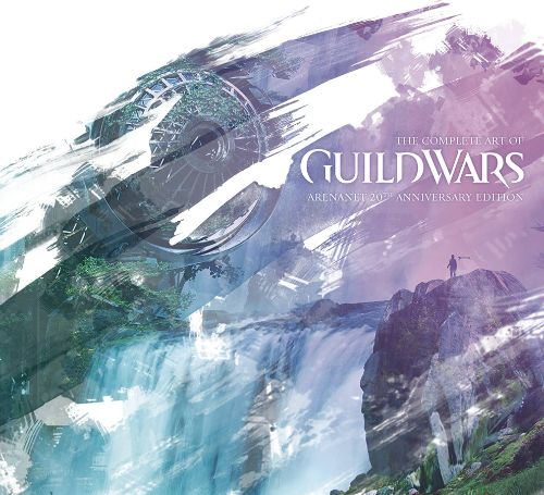 COMPLETE ART OF GUILD WARS: ARENANET 20TH ANNIVERSARY EDITION