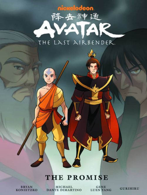 AVATAR: THE LAST AIRBENDER--THE PROMISE LIBRARY EDITION