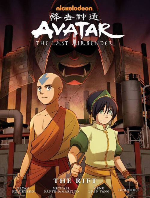 AVATAR: THE LAST AIRBENDER--THE RIFT LIBRARY EDITION