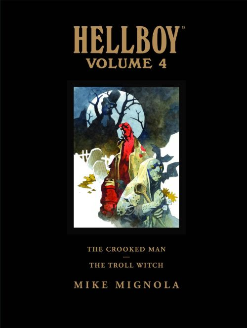 HELLBOY LIBRARY EDITIONVOL 04: CROOKED MAN