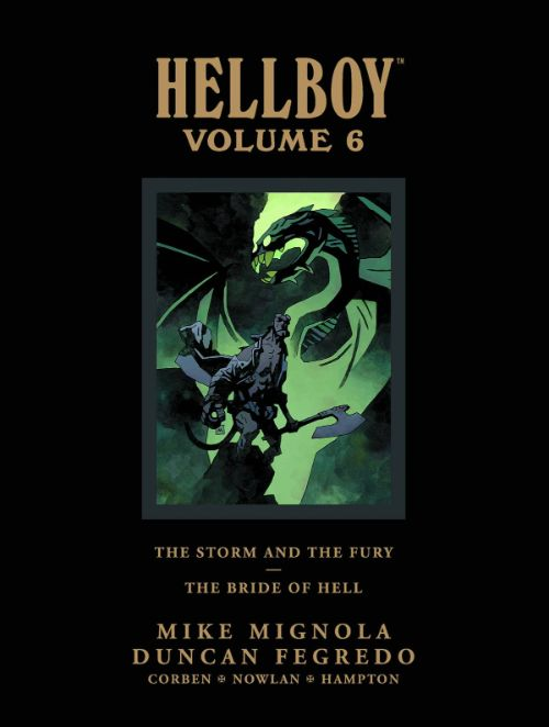 HELLBOY LIBRARY EDITIONVOL 06: STORM FURY BRIDE HELL