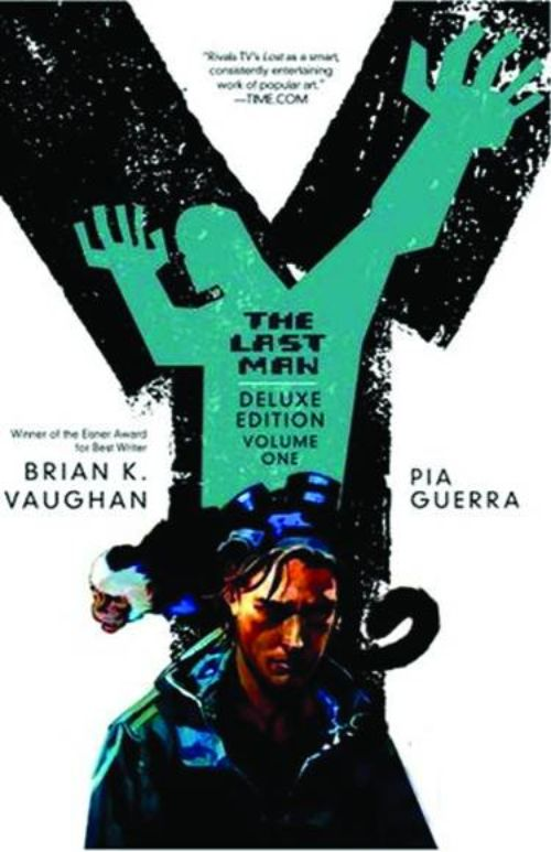 Y: THE LAST MANVOL 01