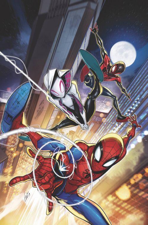 MARVEL ACTION: SPIDER-MAN [2020] #1