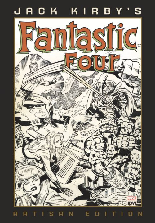 JACK KIRBY'S FANTASTIC FOUR ARTISAN EDITION