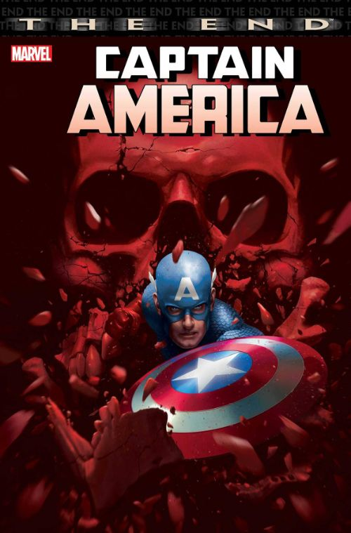 CAPTAIN AMERICA: THE END#1