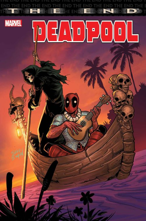 DEADPOOL: THE END#1