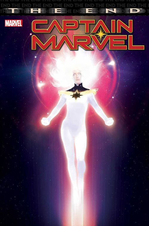 CAPTAIN MARVEL: THE END#1