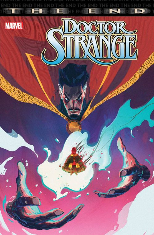 DOCTOR STRANGE: THE END#1