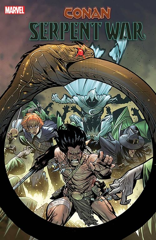 CONAN: SERPENT WAR#3