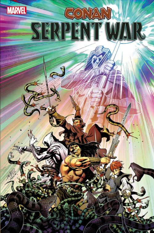CONAN: SERPENT WAR#4