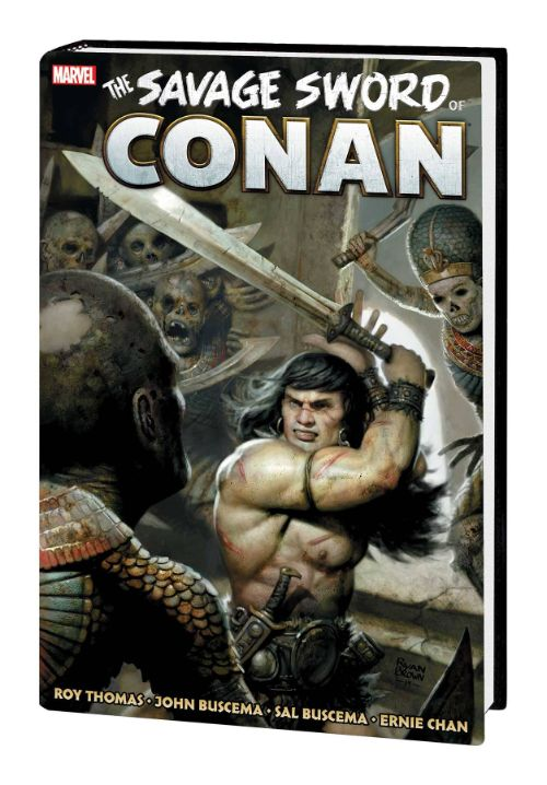 SAVAGE SWORD OF CONAN: THE ORIGINAL MARVEL YEARS OMNIBUSVOL 03