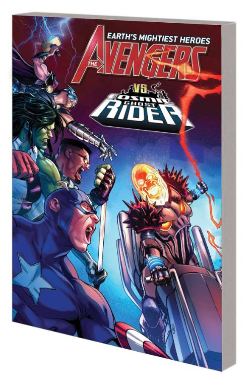 AVENGERS BY JASON AARON VOL 05: CHALLENGE OF THE GHOST RIDERS