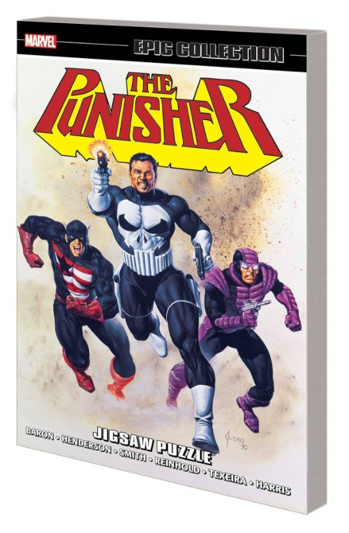 PUNISHER EPIC COLLECTION VOL 05: JIGSAW PUZZLE