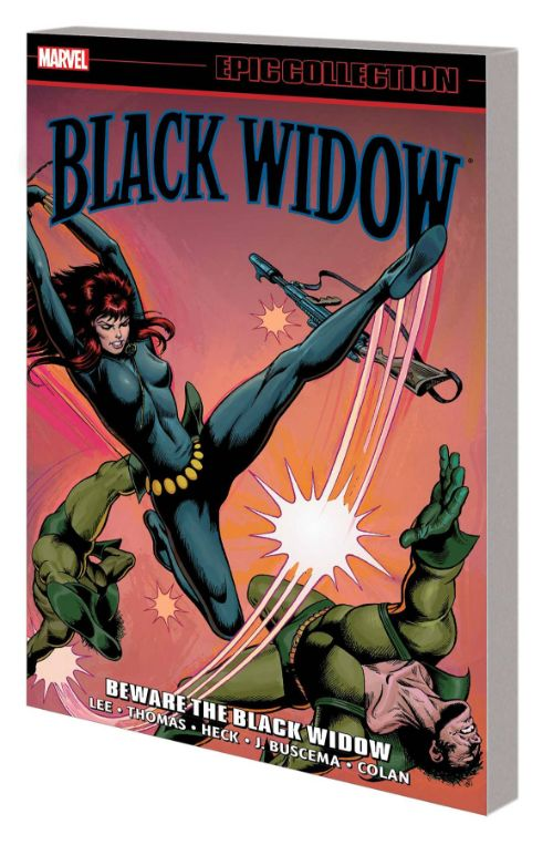 BLACK WIDOW EPIC COLLECTIONVOL 01: BEWARE THE BLACK WIDOW