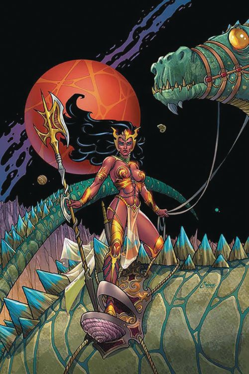 DEJAH THORIS#2