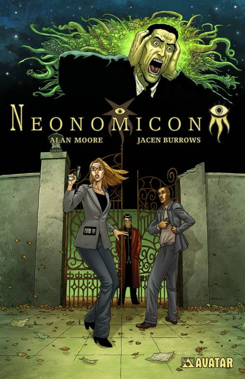 ALAN MOORE'S NEONOMICON