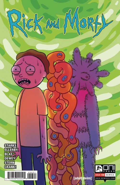 RICK AND MORTY#58
