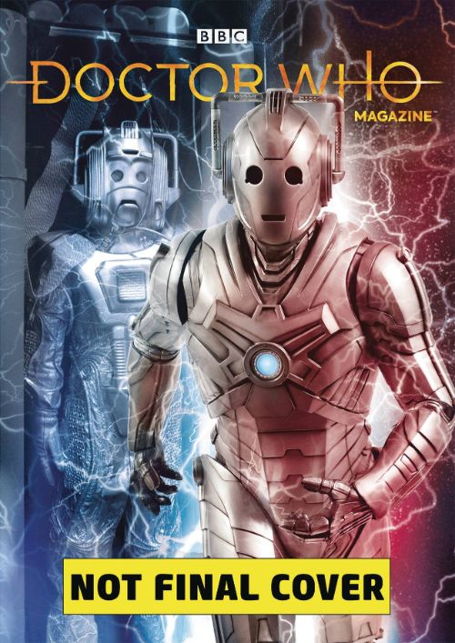 DOCTOR WHO MAGAZINE #547