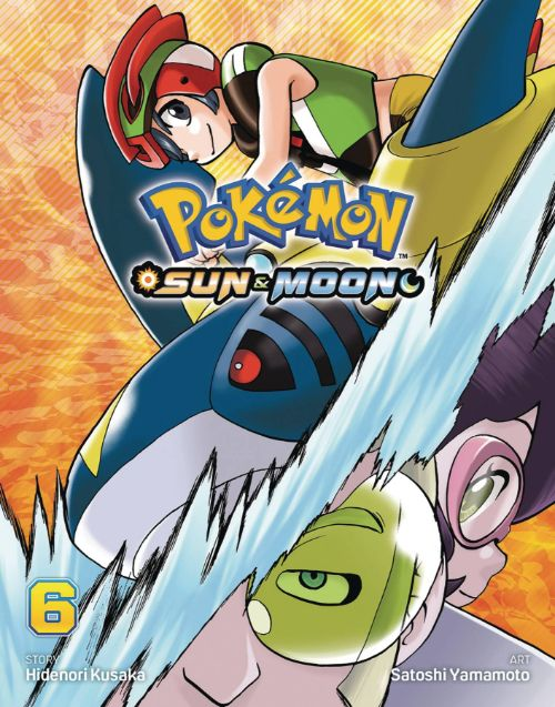 POKEMON: SUN AND MOONVOL 06