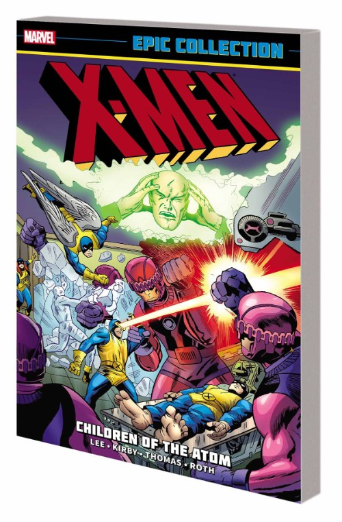 X-MEN EPIC COLLECTION VOL 01: CHILDREN OF THE ATOM
