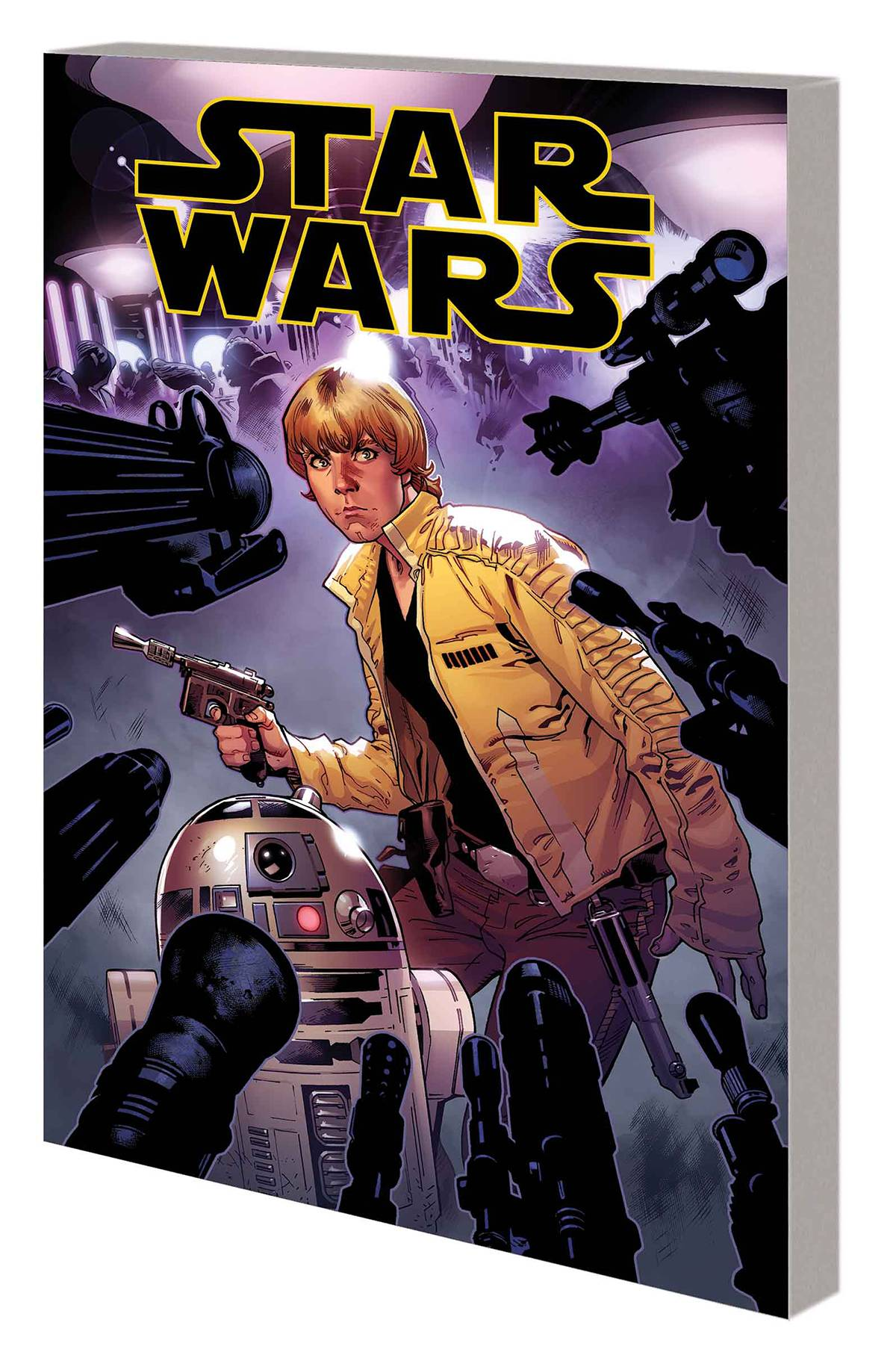 STAR WARS VOL 02: SHOWDOWN ON THE SMUGGLERS MOON