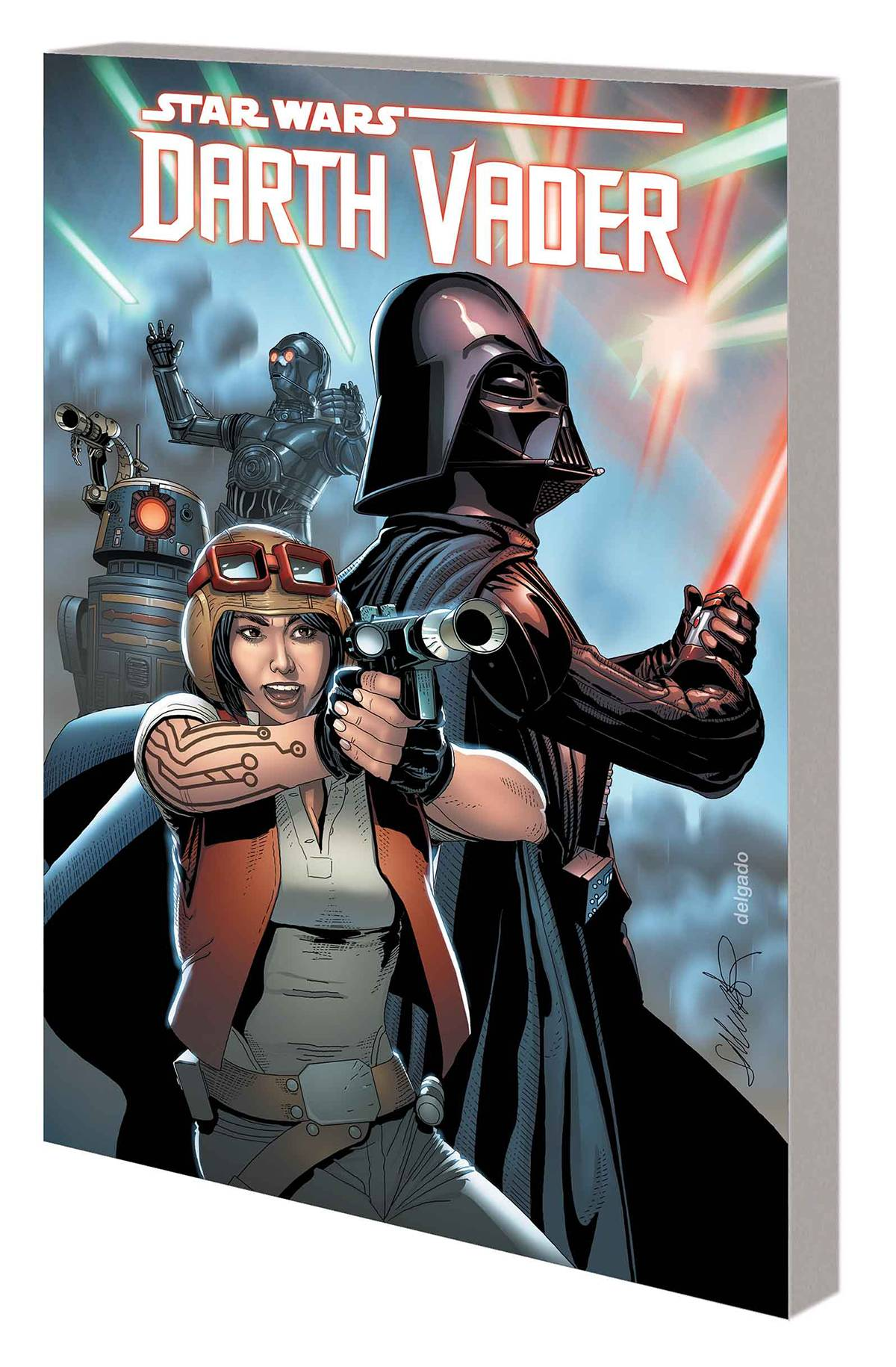 DARTH VADER VOL 02: SHADOWS AND SECRETS