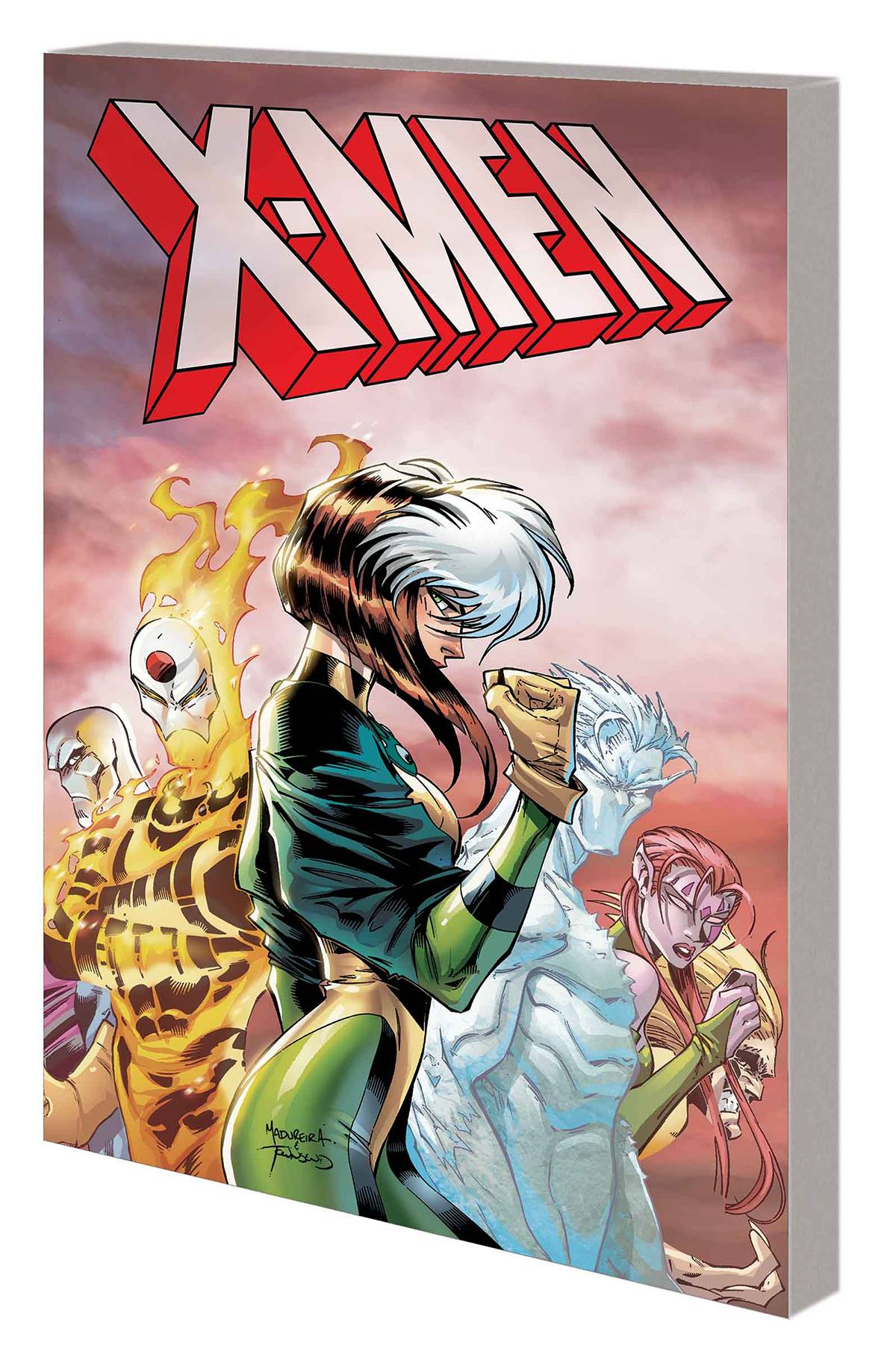 X-MEN: AGE OF APOCALYPSE VOL 03: OMEGA