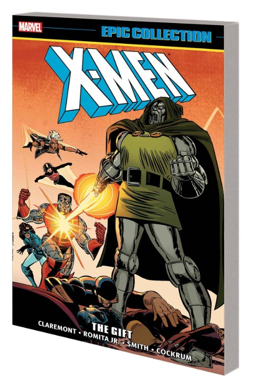 X-MEN EPIC COLLECTION VOL 12: THE GIFT