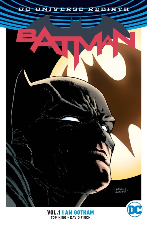 BATMAN VOL 01: I AM GOTHAM