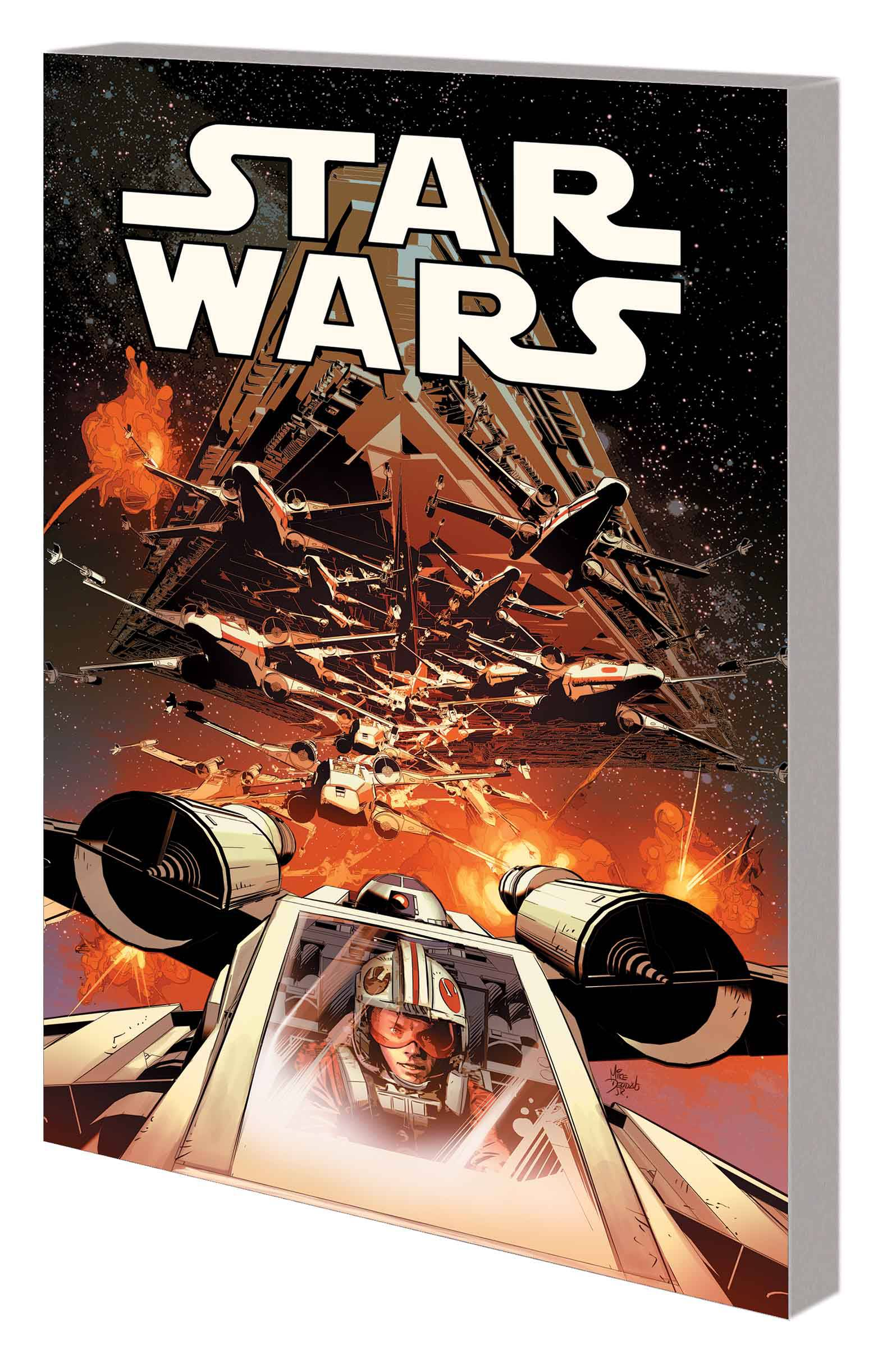 STAR WARS VOL 04: LAST FLIGHT OF THE HARBINGER