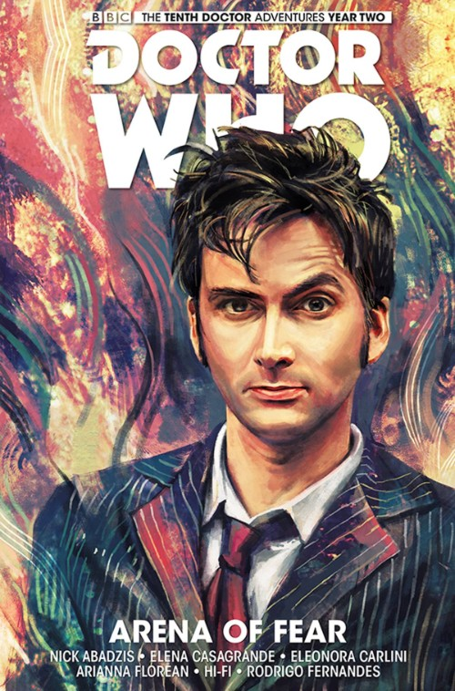 DOCTOR WHO: THE TENTH DOCTOR VOL 05: ARENA OF FEAR