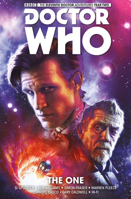 DOCTOR WHO: THE ELEVENTH DOCTOR VOL 05: THE ONE