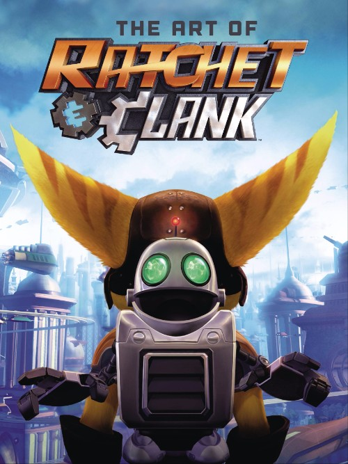 ART OF RATCHET AND CLANK
