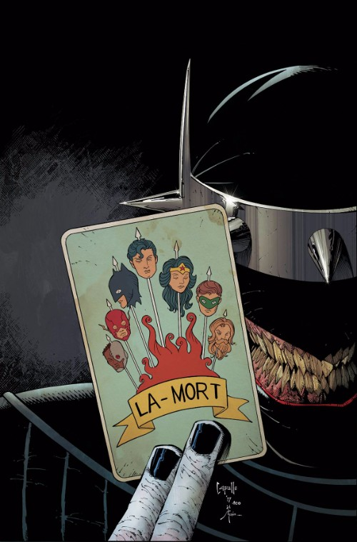DARK NIGHTS: METAL#5