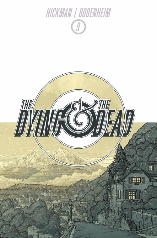 DYING AND THE DEAD#9