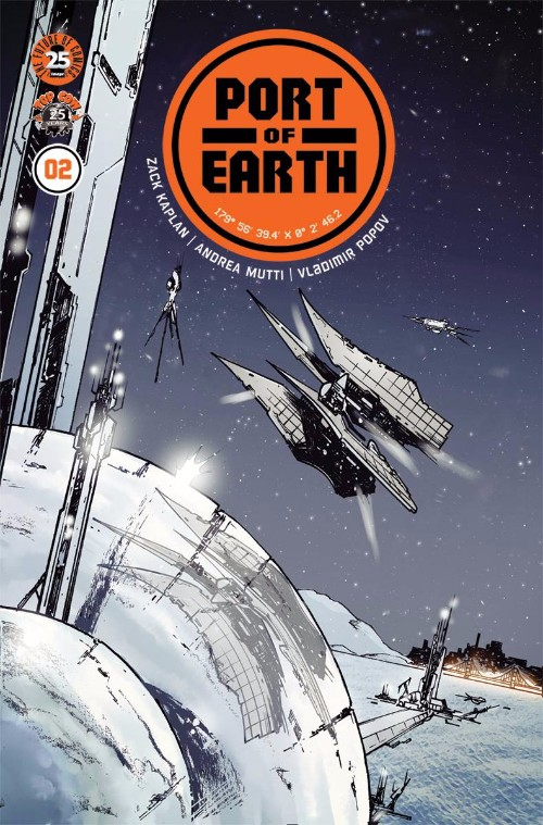 PORT OF EARTH#2