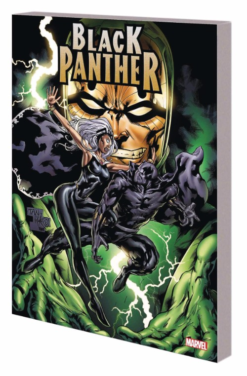BLACK PANTHER BY REGINALD HUDLIN: THE COMPLETE COLLECTIONVOL 02
