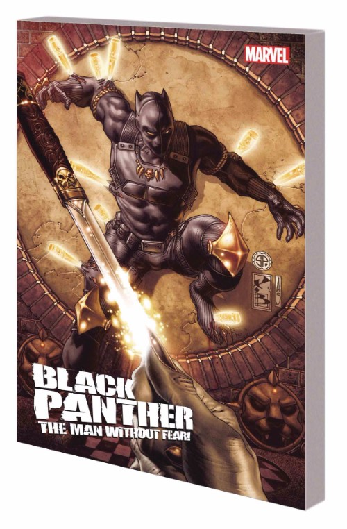 BLACK PANTHER: THE MAN WITHOUT FEAR--THE COMPLETE COLLECTION