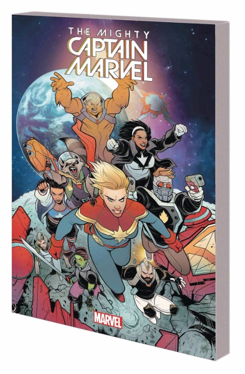 MIGHTY CAPTAIN MARVEL VOL 02: BAND OF SISTERS