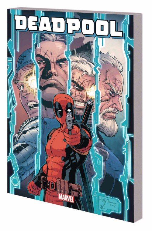 DEADPOOL CLASSIC VOL 21: DVX